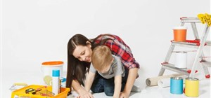 Managing Your Remodel With Kids