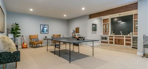 Designing the Perfect Recreational Room