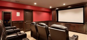 Five Remodeling Ideas for a Perfect Home Theater