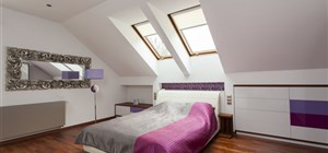 Should You Turn Your Attic Into a Bedroom?