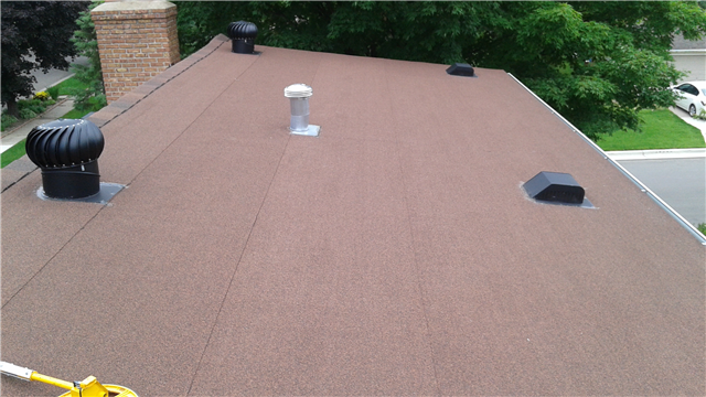 Roll Roofing Installation : Home remodeling roofing gallery the construction group