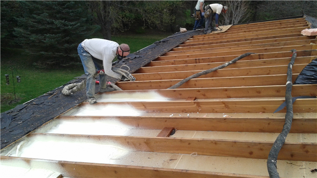 Polyurethane Foam Decking : Home remodeling roofing gallery the construction group